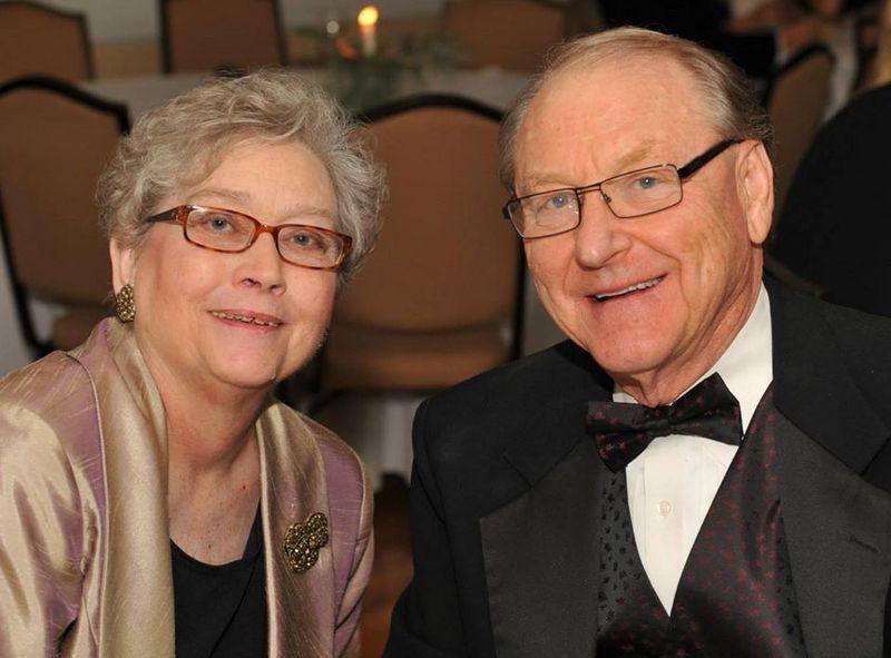 Britt Robertson family - paternal grandparents