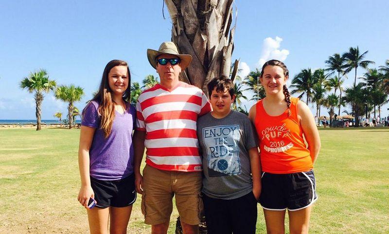 Britt Robertson siblings - maternal half-sisters and half-brother