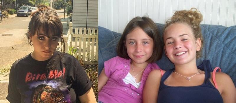 Britt Robertson siblings - paternal half-sister Anna Robertson