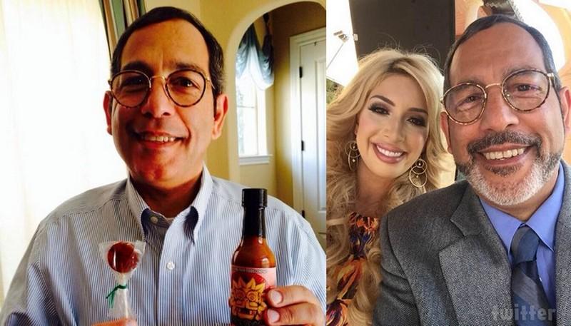 Farrah Abraham family - father Michael Abraham