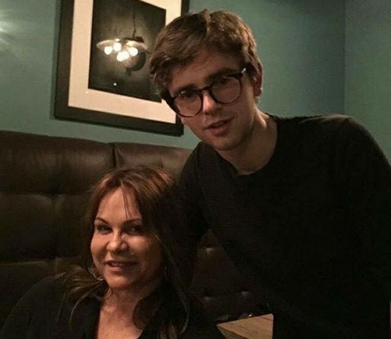 Freddie Highmore family - mother Sue Latimer
