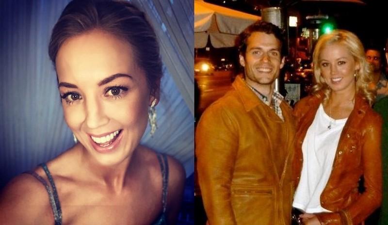 Henry Cavill family - ex-fiancee Ellen Whitaker