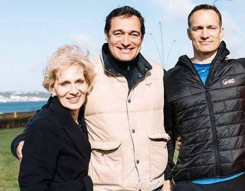 Henry Cavill family - mother Marianne Cavill