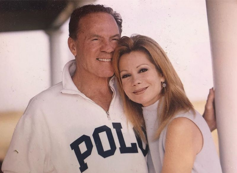 Kathie Lee Gifford family - husband Frank Gifford