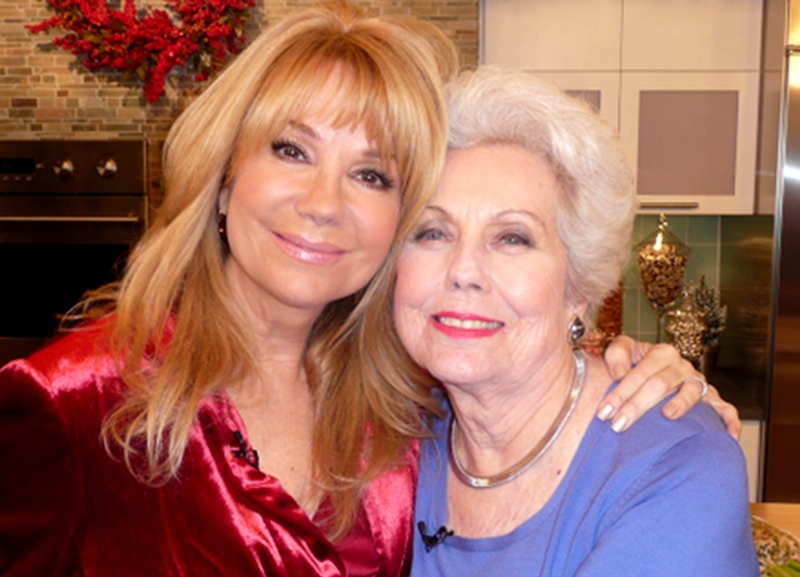Kathie Lee Gifford family - mother Joan Epstein (nee Cuttell)