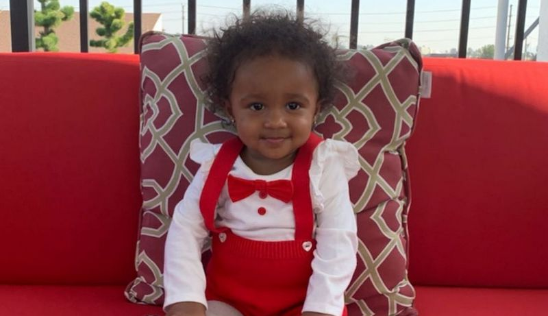 Kenya Moore children - daughter Brooklyn Doris Daly