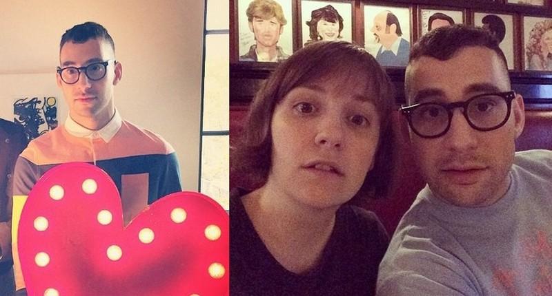 Lena Dunham ex-boyfriend Jack Antonoff