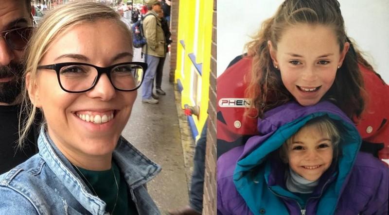 Lindsey Vonn siblings - sister Laura Kildow