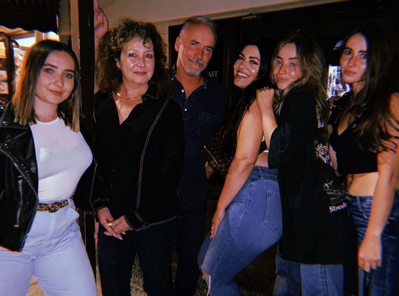 Sabrina Carpenter family - father David Carpenter