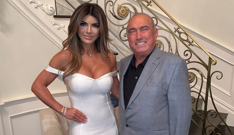 Teresa Giudice family - father Giacinto Gorga