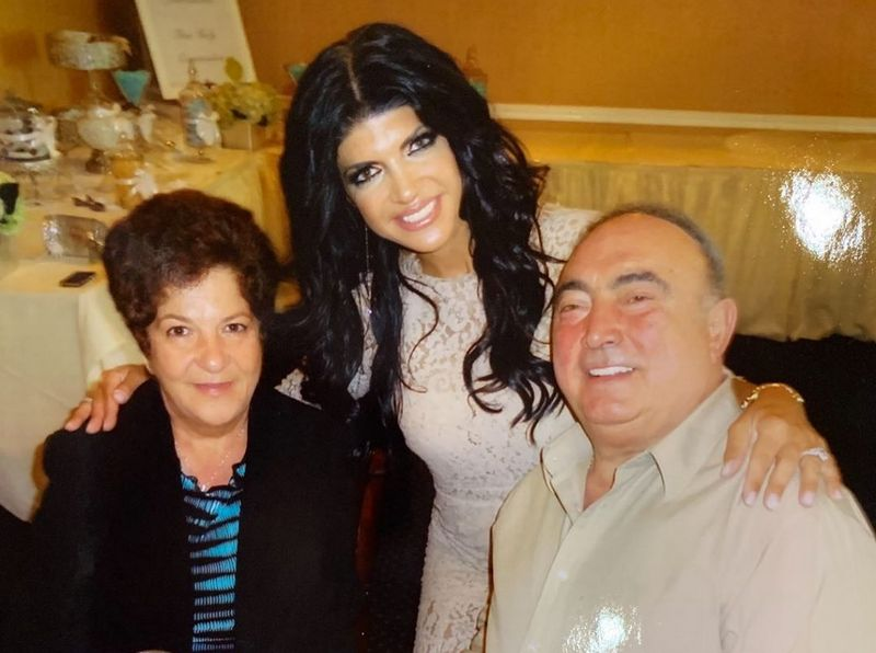 Teresa Giudice family - mother Antonia Gorga