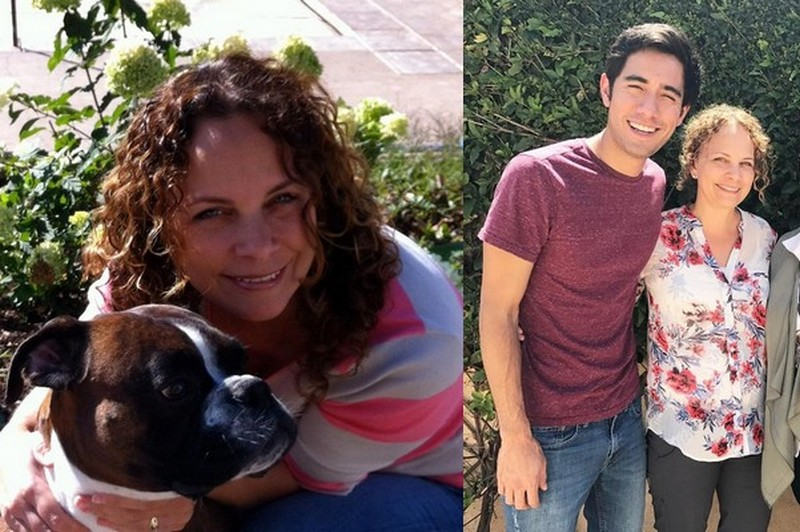 Zach King family - mother Marissa King