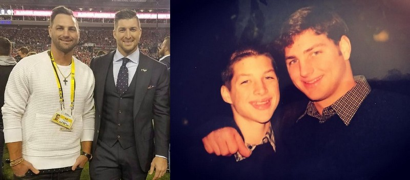 Tim Tebow siblings - brother Robby Tebow