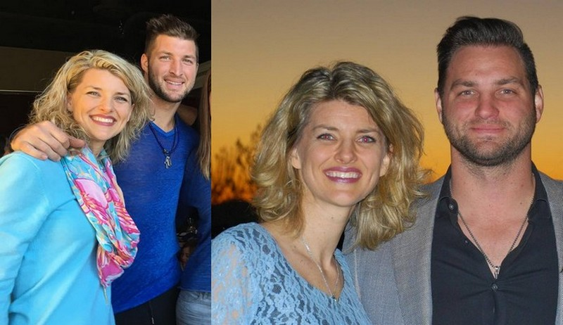 Tim Tebow siblings - sister Christy Tebow Allen