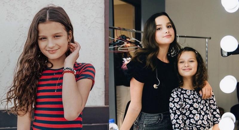 """Annie LeBlanc siblings - sister Hayley """"Hayl"""" Noelle LeBlanc"""