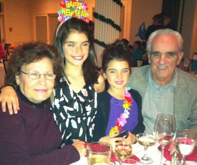 "Dixie D'Amelio family - maternal grandfather Leroy ""Sir"" O'Brien"