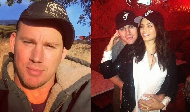 Jenna Dewan family - ex-husband Channing Tatum