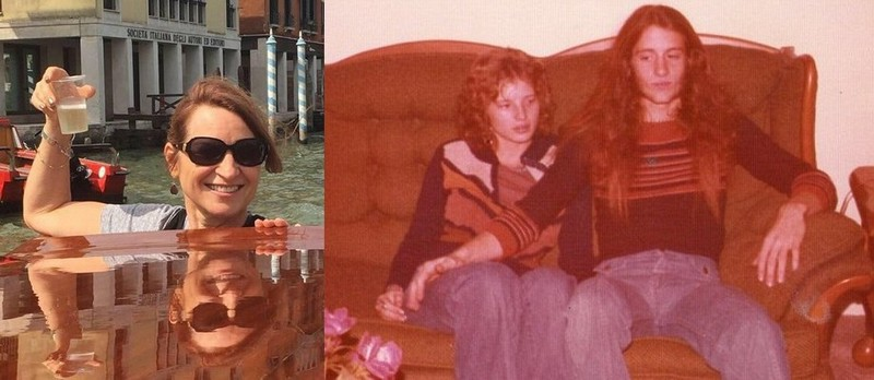 Jessica Chastain family - mother Jerri Renee Hastey
