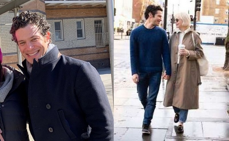 Actress Michelle Williams family - husband Thomas Kail