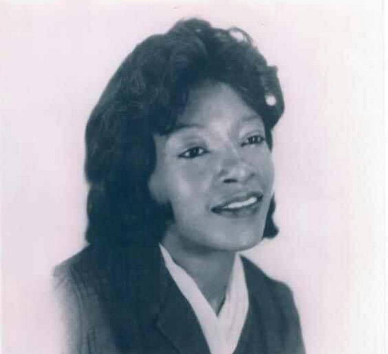 Anthony Mackie family - mother Martha Gordon Mackie