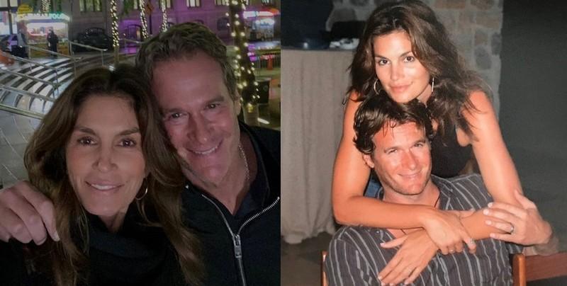 Cindy Crawford family - husband Rande Gerber