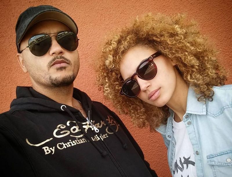 Andy Allo siblings - brother Bryan Allo