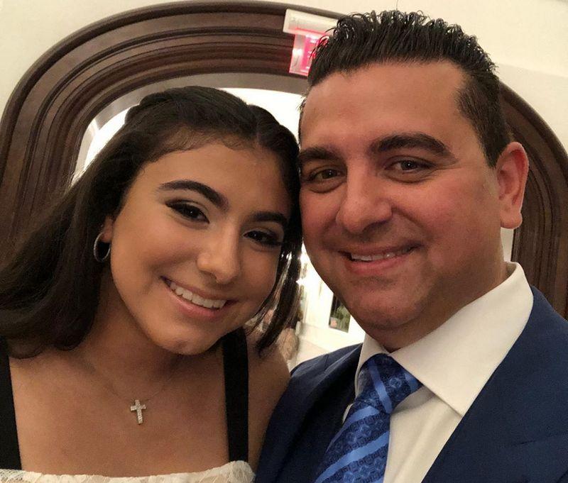 Buddy Valastro children - daughter Sofia Valastro