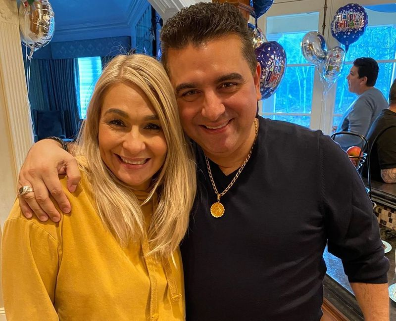 Buddy Valastro siblings - sister Mary Sciarrone