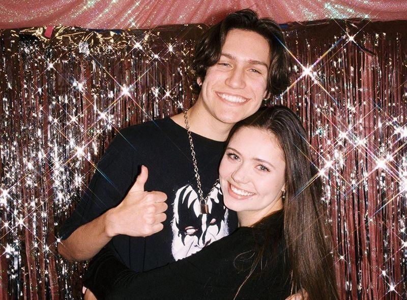 Chase Hudson siblings - sister Karissa Hudson