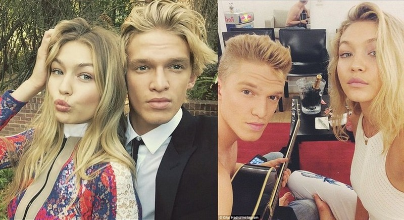 Cody Simpson ex-girlfriend Gigi Hadid