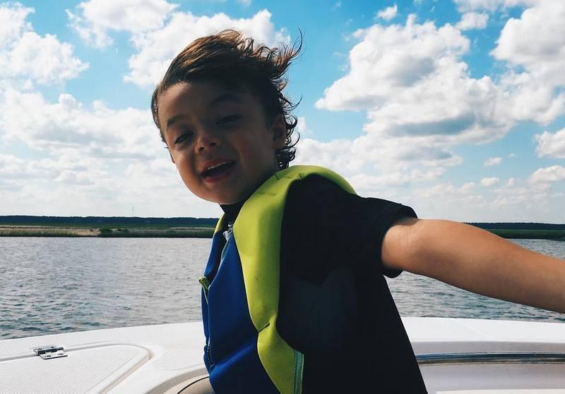 Danny McBride children - son Declan George McBride