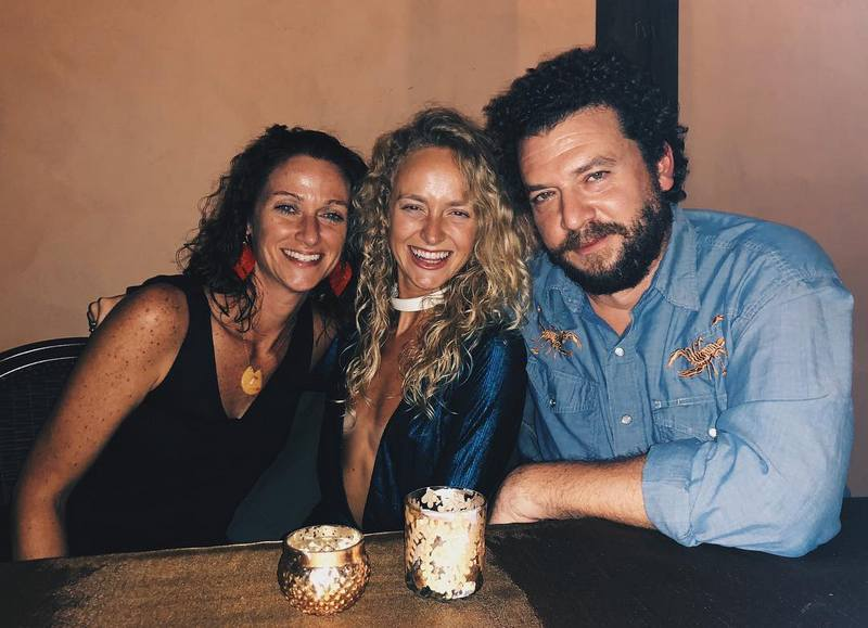 Danny McBride siblings
