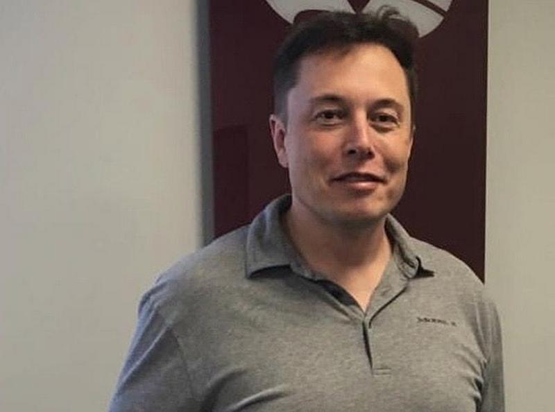 Grimes boyfriend Elon Musk