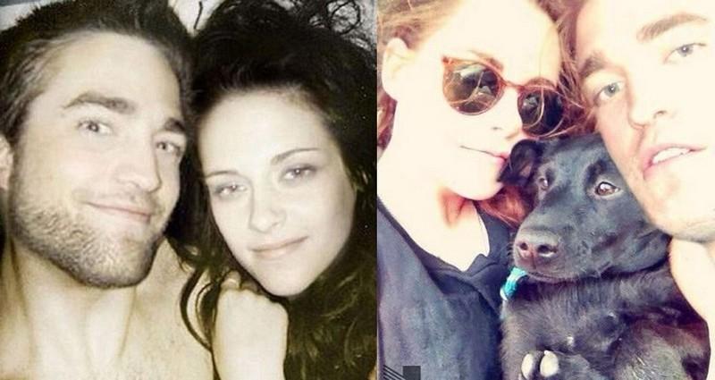 Kristen Stewart ex-boyfriend Robert Pattinson
