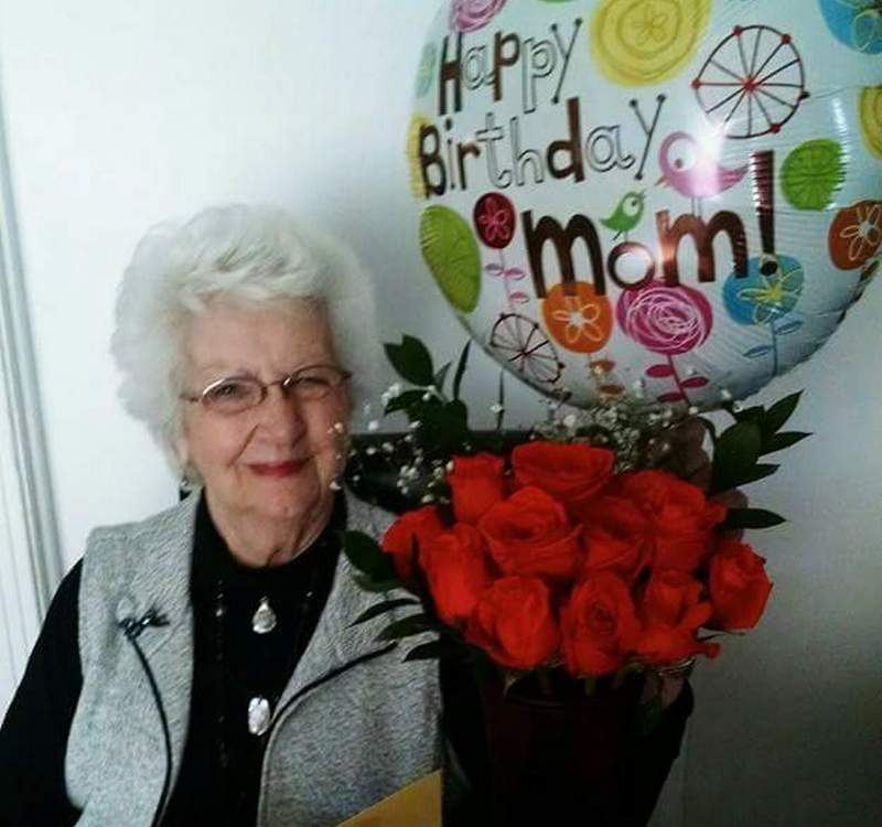 Marty Stuart family - mother Hilda Annette Stuart