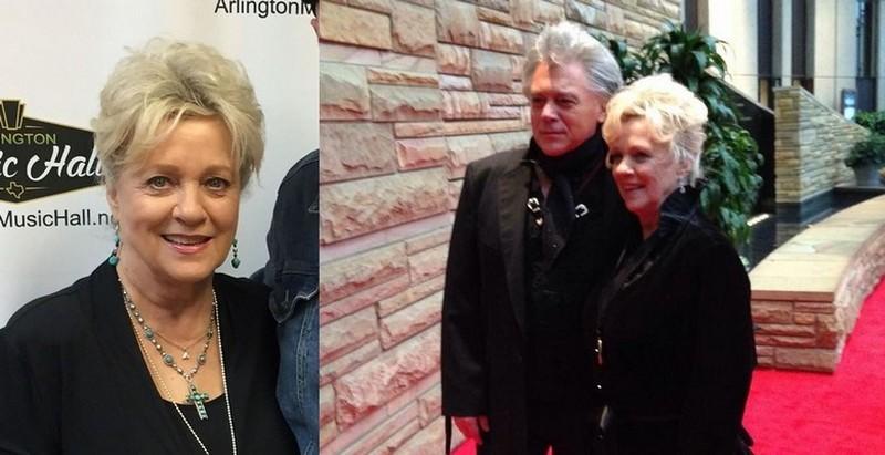 Marty Stuart family - wife Connie Smith