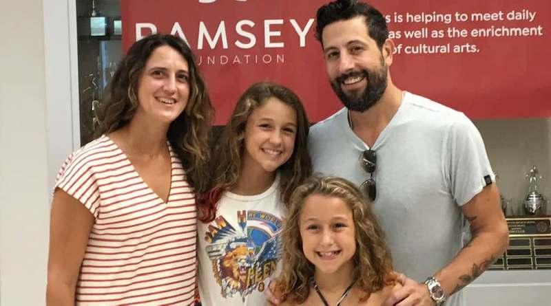 Matthew Ramsey family