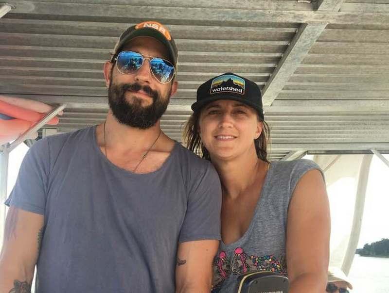Matthew Ramsey family - wife Sara Dudley