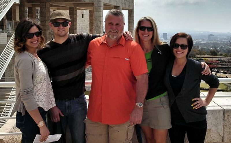Kevin Bigley family