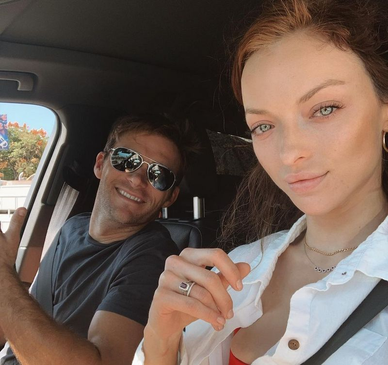 Scott Eastwood siblings - half-sister Francesca Fisher-Eastwood