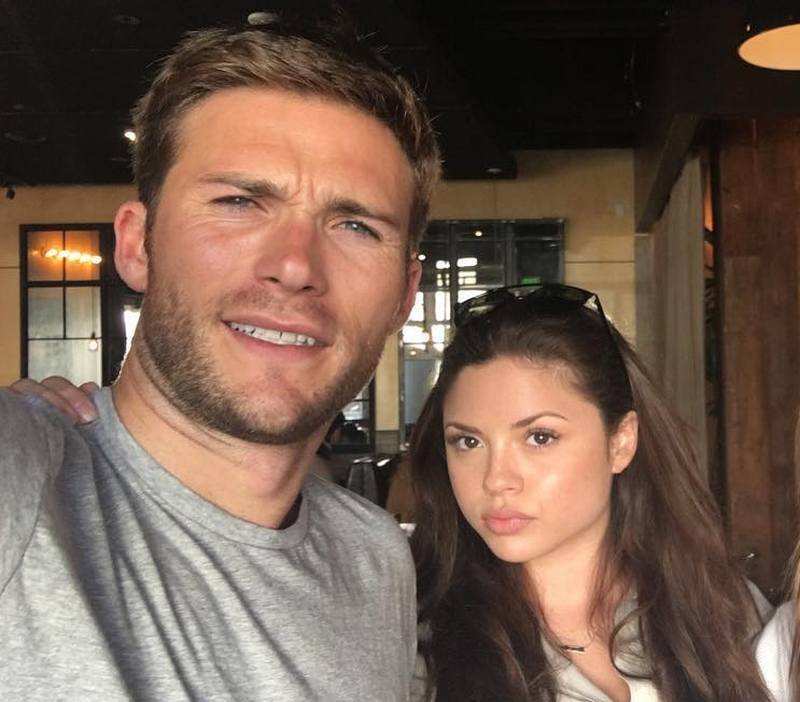 Scott Eastwood siblings - half-sister Morgan Eastwood